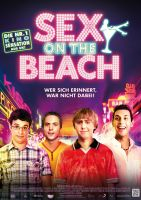 Plakat des Films: Sex on the Beach