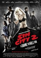 Plakat des Films: Sin City 2