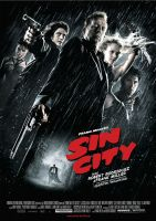 Plakat des Films: Sin City