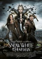 Plakat des Films: Snow White and the Huntsman