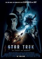 Plakat des Films: Star Trek