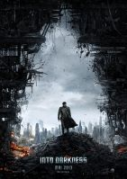 Plakat des Films: Star Trek Into Darkness