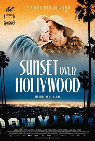 Plakat des Films: Sunset over Hollywood
