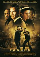 Plakat des Films: Takers
