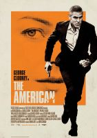 Plakat des Films: The American