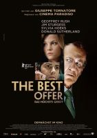 Plakat des Films: The Best Offer - Das höchste Gebot