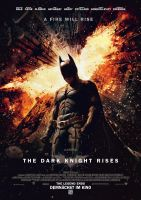 Plakat des Films: The Dark Knight Rises