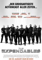 Plakat des Films: The Expendables