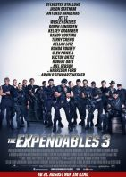 Plakat des Films: The Expendables 3