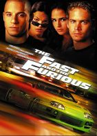 Plakat des Films: The Fast and the Furious