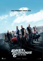 Plakat des Films: The Fast and the Furious 6