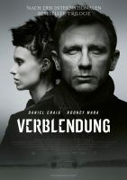 Plakat des Films: The Girl with the Dragon Tattoo