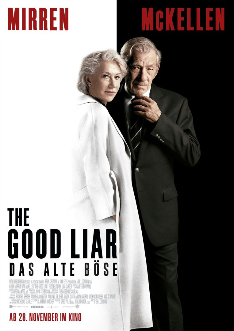 Plakat des Films: The Good Liar - Das alte Böse