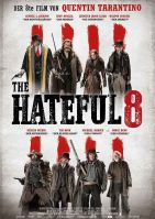 Plakat des Films: The Hateful 8