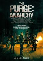 Plakat des Films: THE PURGE - ANARCHY