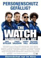 Plakat des Films: The Watch - Nachbarn der 3. Art