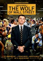 Plakat des Films: The Wolf Of Wall Street