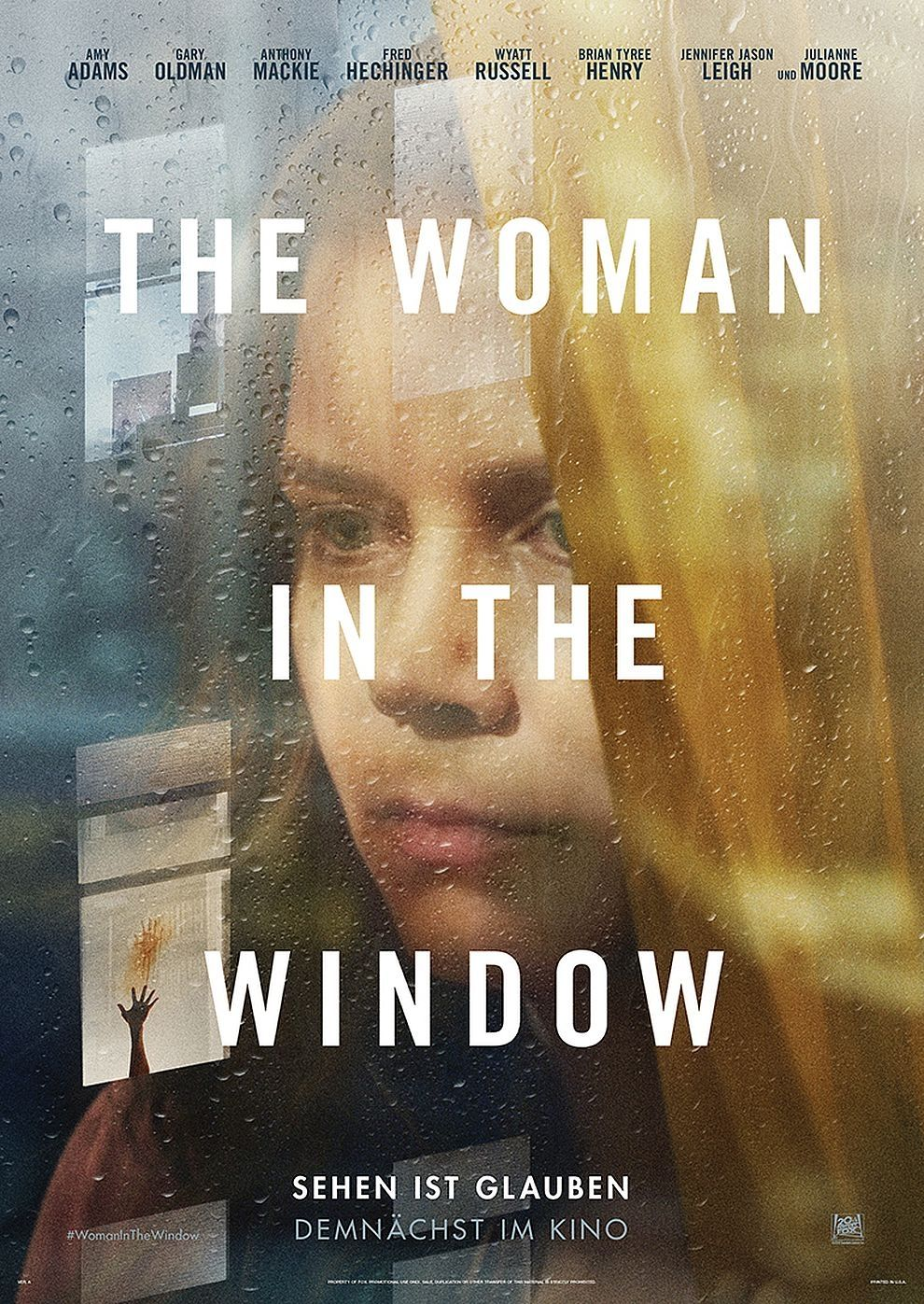 Plakat des Films: The Woman in the Window