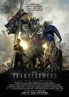 Plakat des Films: Transformers 4
