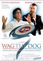 Plakat des Films: Wag The Dog