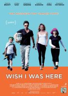 Plakat des Films: Wish I was here