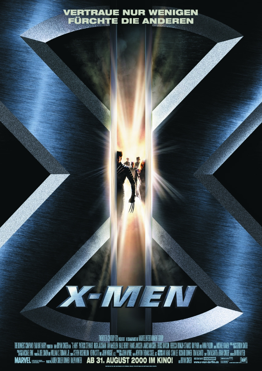 Plakat des Films: X-Men - Der Film