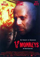 Plakat des Films: 12 Monkeys