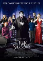 Plakat des Films: Dark Shadows