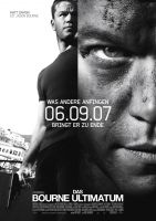 Plakat des Films: Das Bourne Ultimatum