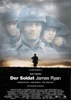 Plakat des Films: Der Soldat James Ryan