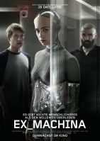 Plakat des Films: Ex Machina