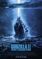 Plakat des Films: Godzilla 2: King of the Monsters