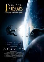 Plakat des Films: Gravity