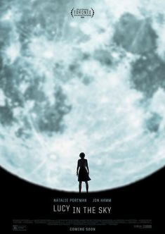 Plakat des Films: Lucy in the Sky