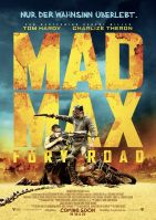 Plakat des Films: Mad Max: Fury Road