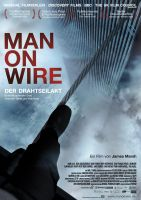 Plakat des Films: Man on Wire
