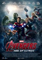 Plakat des Films: Marvel's The Avengers 2: Age of Ultron