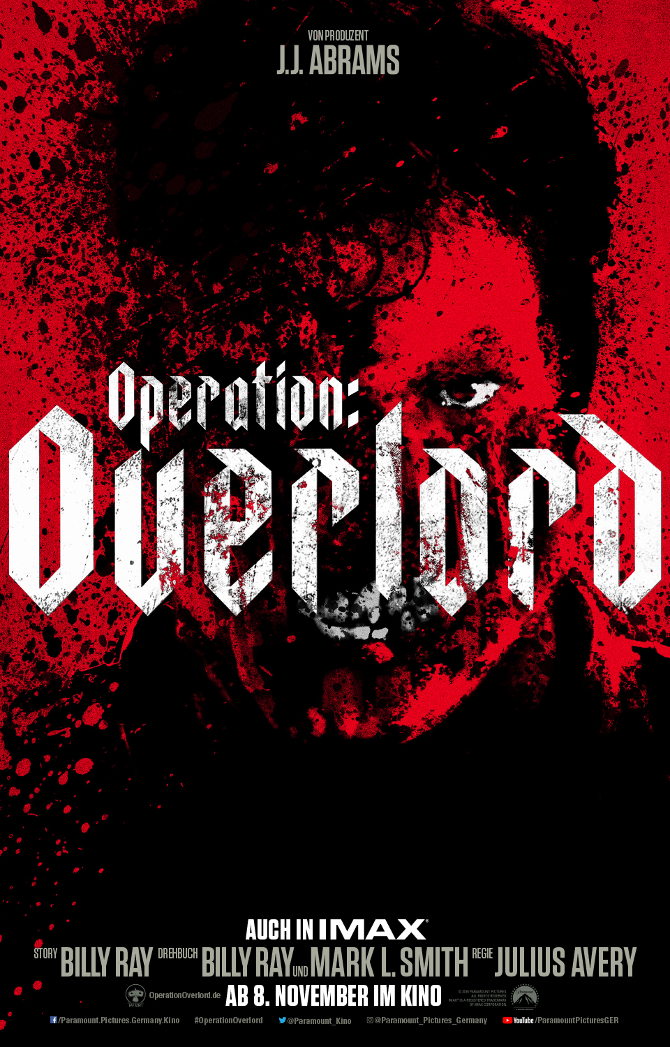 Plakat des Films: Operation: Overlord