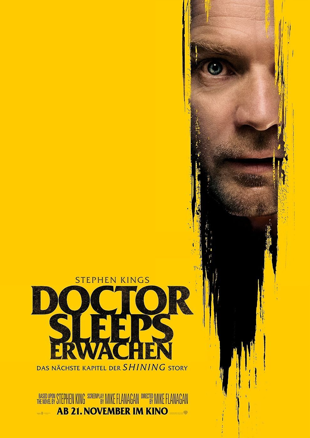 Plakat des Films: Stephen Kings Doctor Sleeps Erwachen