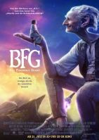 Plakat des Films: The Big Friendly Giant (THE BFG)