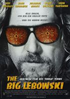 Plakat des Films: The Big Lebowski