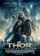 Plakat des Films: Thor - The Dark Kingdom