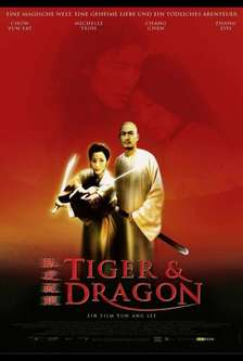 Plakat des Films: Tiger & Dragon