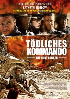 Plakat des Films: Tödliches Kommando - The Hurt Locker