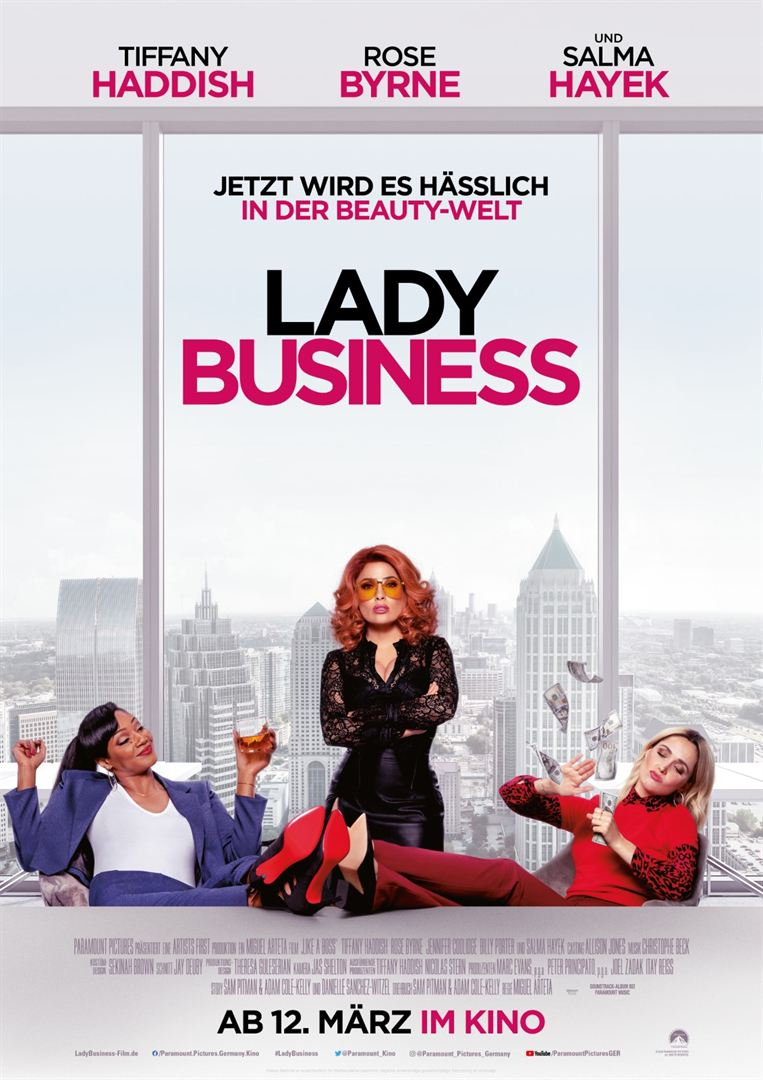 Plakat des Films: Lady Business