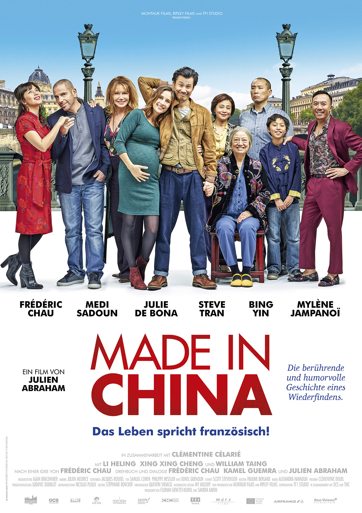 Plakat des Films: Made in China