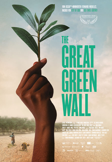 Plakat des Films: The Great Green Wall