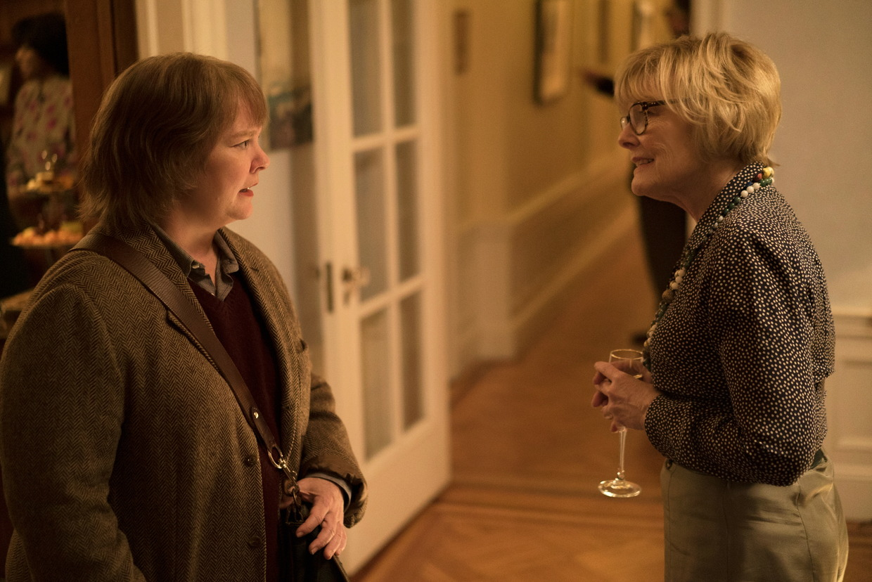 """Can You Ever Forgive Me?"": Melissa McCarthy als Lee Israel"