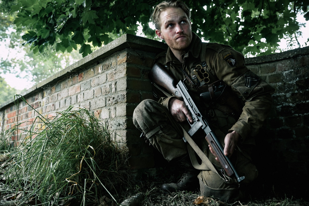 """Operation: Overlord"": Wyatt Russell als Ford"
