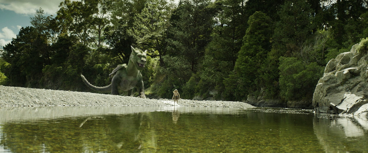 """Pete's Dragon 3D"""
